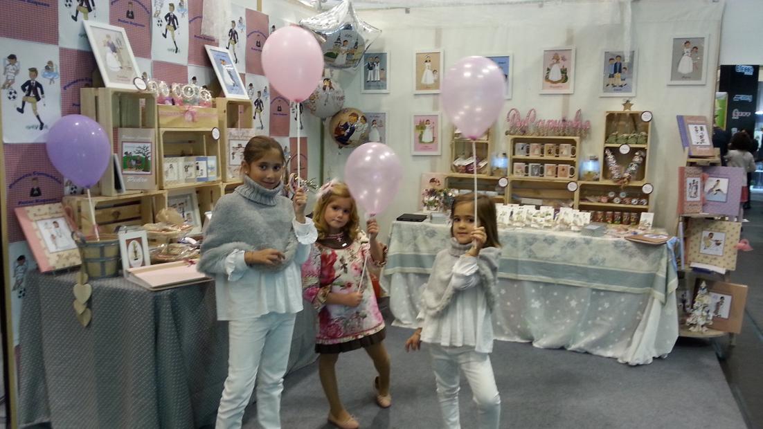 fotos con las tres niñas