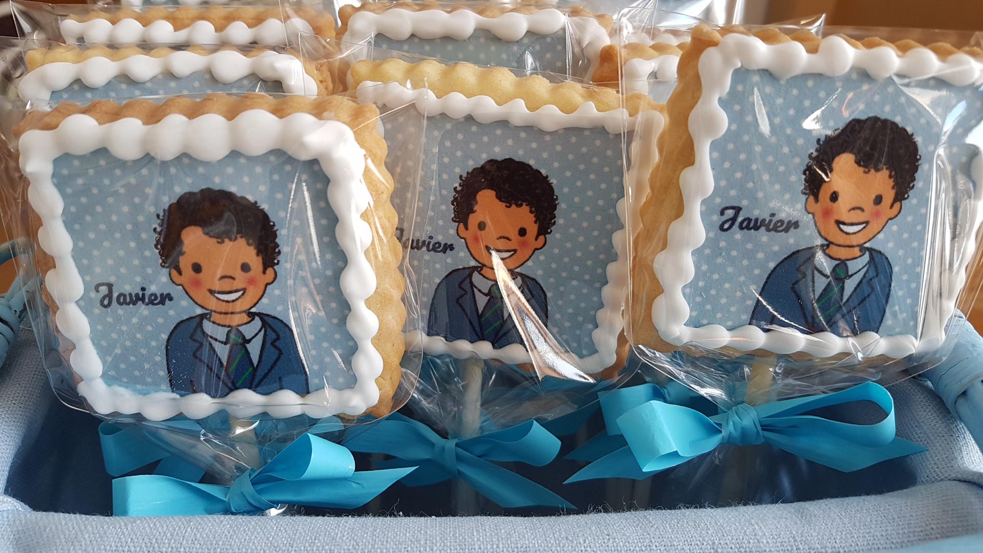 Personalizamos tus galletas